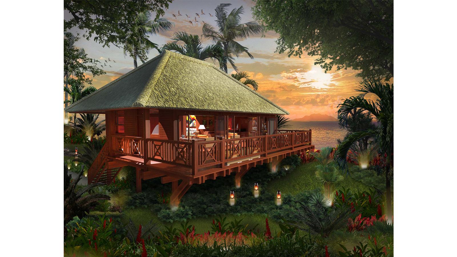 Caribbean Pole House