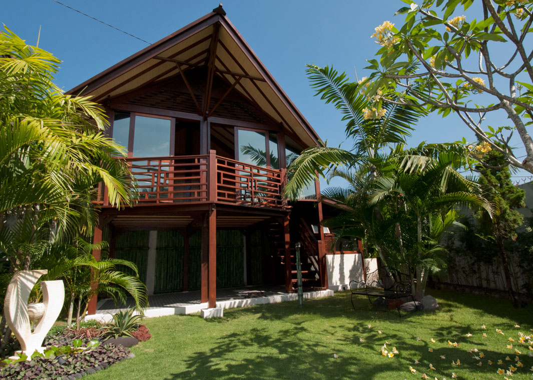 Advantages Of Wooden House Bali Prefab House Pavilion